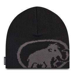 Mammut Kepurė Mammut Tweak Beanie 1191-01352-0486-1 Black/Titanium