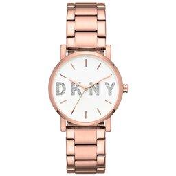 DKNY Годинник DKNY Soho NY2654 Rose Gold/Rose Gold