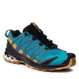 Salomon Взуття Salomon Xa Pro 3D V8 414399 27 V0 Barrier Reef/Fall Leaf/Bronze Brown