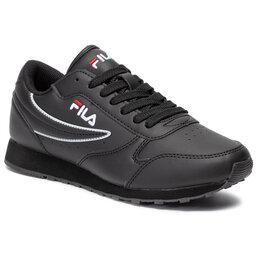 Fila Laisvalaikio batai Fila Orbit Low 1010263.12V Black/Black
