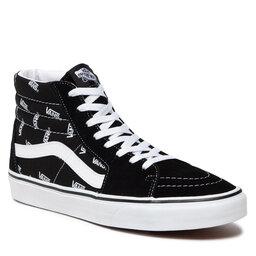 Vans Laisvalaikio batai Vans Sk8-Hi VN0A32QGQW71 (Vans) Black/True White