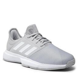 adidas Batai adidas GameCourt M GZ8516 Gretwo/Ftwwht/Silvmt