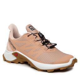 Salomon Взуття Salomon Supercross 3 W 414533 21 V0 Sirocco/White/Cumin