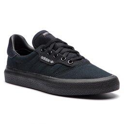 adidas Batai adidas 3Mc B22713 Cblack/Cblack/Gretwo