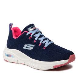 Skechers Взуття Skechers Comfy Wave 149414/NVHP Navy/Hot Pink