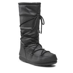 Moon Boot Снігоходи Moon Boot High Rubber Wp 24010200 Black