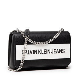 Calvin Klein Jeans Сумка Calvin Klein Jeans Ew Flap Convertible K60K608562 Black BDS