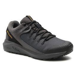 Columbia Трекінгові черевики Columbia Trailstorm Waterproof BM0156 Dark Grey/Bright Gold 089