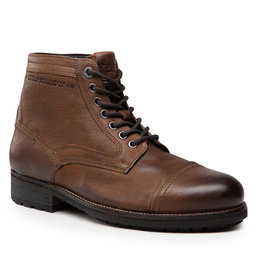 Pepe Jeans Чоботи Pepe Jeans Melting Med 21 PMS50208 Brown 878