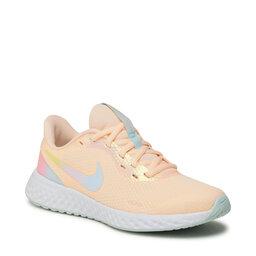 Nike Взуття Nike Revolution 5 Se (Gs) CZ6206 800 Crimson Tint/Multi Color