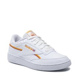 Reebok Взуття Reebok Club C 85 Vegan GX7564 Ftwwht/Cogold/Bakear