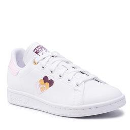 adidas Взуття adidas Stan Smith W H03937 Ftwwht/Clpink/Viccri