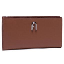 Furla Великий жіночий гаманець Furla Moon WP00078-AX0733-03B00-1-003-20-CN-P Cognac h