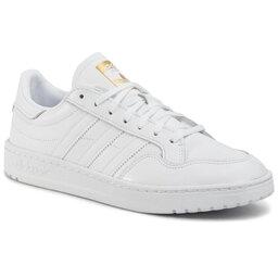 adidas Взуття adidas Team Court EF6049 Ftwwht/Ftwwht/Cblack