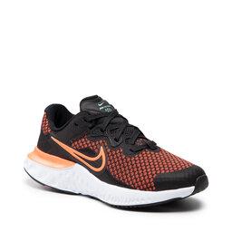 Nike Взуття Nike Renew Run 2 (GS) CW3259 004 Black/Hyper Crimson/Chile Red