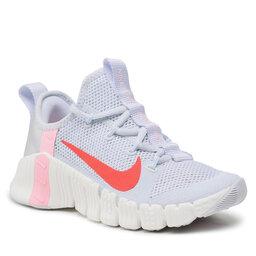 Nike Batai Nike Free Metcon 3 CJ6314 006 Football Grey/Bright Crimson