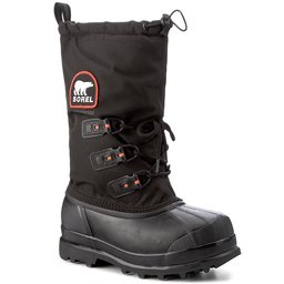 Sorel Снігоходи Sorel Glacier Xt NM2130 Black/Red Quartz 010