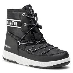 Moon Boot Снігоходи Moon Boot Jr Boy Mid Wp 2 34052500001 Black