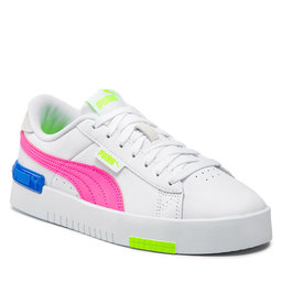 Puma Снікерcи Puma Jada Blend 382704 02 White/Fluo Pink/Green Glare