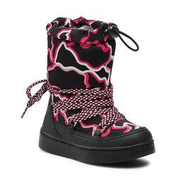 Bibi Снігоходи Bibi Urban Boots 1049090 Black/Print/Rose