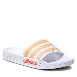 adidas Шльопанці adidas adilette Shower GZ5332 White