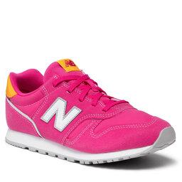 New Balance Laisvalaikio batai New Balance YC373WP2 Rožinė