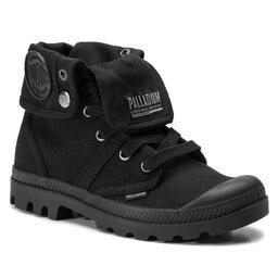 Palladium Черевики туристичні Palladium Pallabrouse Baggy 92478-001-M Black/Black