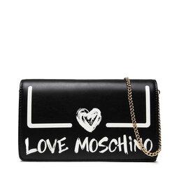 LOVE MOSCHINO Сумка LOVE MOSCHINO JC4289PP0DKE100A Nero/Bianco
