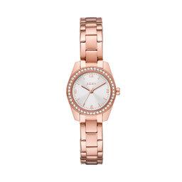DKNY Годинник DKNY Nolita NY2921 Pink/Pink