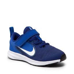 Nike Взуття Nike Downshifter 9 (Psv) AR4138 001 Deep Royal Blue/White