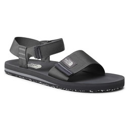 The North Face Basutės The North Face Skeena Sandal NF0A46BGKB81 Zinc Grey/Griffin Grey