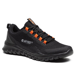 Hi-Tec Трекінгові черевики Hi-Tec Herami AVSSS21-HT-01 Black/Dark Grey/Orange