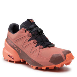 Salomon Взуття Salomon Speedcross 5 W 413090 23 V0 Brick Dust/Persimon/Persimon