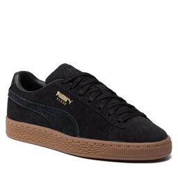 Puma Laisvalaikio batai Puma Suede Gum Jr 382237 01 Puma Black/Gum