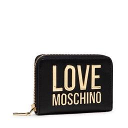 LOVE MOSCHINO Великий жіночий гаманець LOVE MOSCHINO JC5613PP1DLJ000A Nero