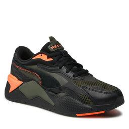 Puma Снікерcи Puma Rs-X³ Prism 374758 05 Black/Forest Night/Ul.Orange