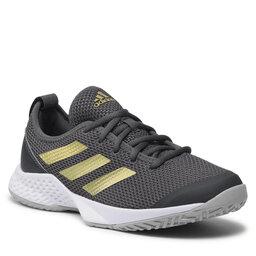 adidas Batai adidas Court Control H00943 Gresix/Goldmt/Ftwwht
