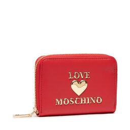 LOVE MOSCHINO Мале жіноче портмоне LOVE MOSCHINO JC5621PP1DLF0500 Rosso