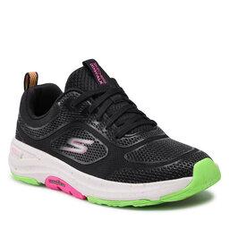 Skechers Снікерcи Skechers Go Walk Outdoor 124430/BKHP Black/Hot Pink