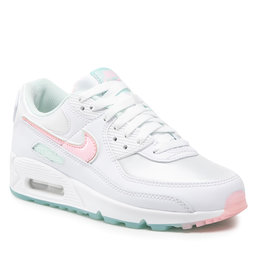 Nike Batai Nike Air Max 90 DJ1493 100 White/Arctic Punch