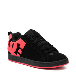 DC Снікерcи DC Court Graffik 300678 Black/Hot Pink(BHP)