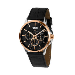 Jacques Lemans Годинник Jacques Lemans 1-1542C Ss Steel/Ip Rose/Two to