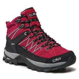 CMP Трекінгові черевики CMP Rigel Mid Wmn Trekking Shoe Wp 3Q12946 Sangria/Grey 10HH