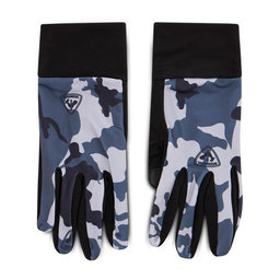 Rossignol Жіночі рукавички Rossignol Inner G-I Tip RLJMG03 Camo Grey 973