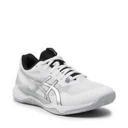 Asics Batai Asics Gel-Tactic 1071A065 White/Pure Silver 100