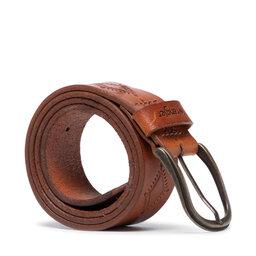 Wrangler Жіночий ремінь Wrangler Lozenge Belt W0H7U1X81 Cognac