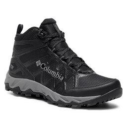 Columbia Трекінгові черевики Columbia Peakfreak X2 Mid Outdry BM0828 Black/Dark Pewter 012