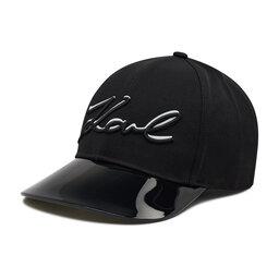 KARL LAGERFELD Бейсболка KARL LAGERFELD 215W3409 Black A999