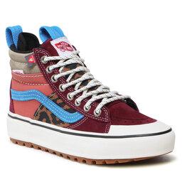 Vans Laisvalaikio batai Vans Sk8-Hi Mte-2 VN0A5HZZA0B1 Pomegranate/Leopard