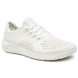 Crocs Туфлі Crocs Literide Pacer M 204967 Almost White
